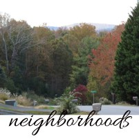 link to all Charlottesville area neighborhoods