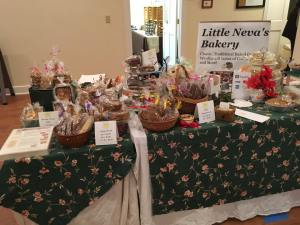 Baked Goods from Little Nev'a Bakery