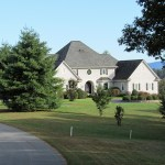 home with curb appeal in Indian Springs neighborhood in Earlysville