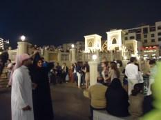 Night time Dubai