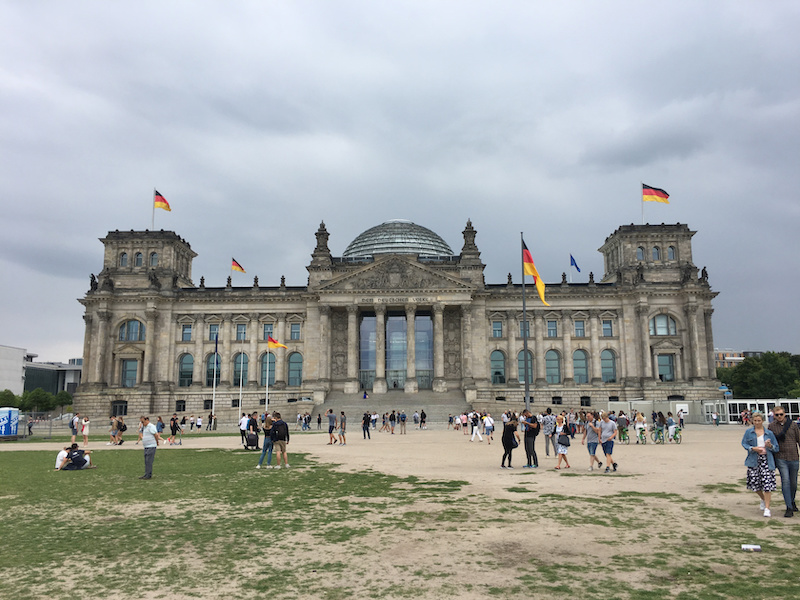 Stedentrip Reichstag Berlijn