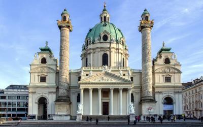 Wenen, de stad van Mozart en Beethoven