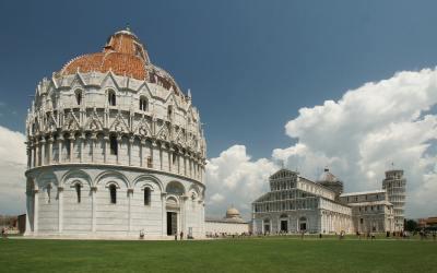 Pisa, de stad die je in een oogopslag gezien hebt