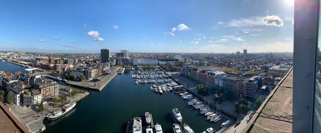 Panorama Antwerpen