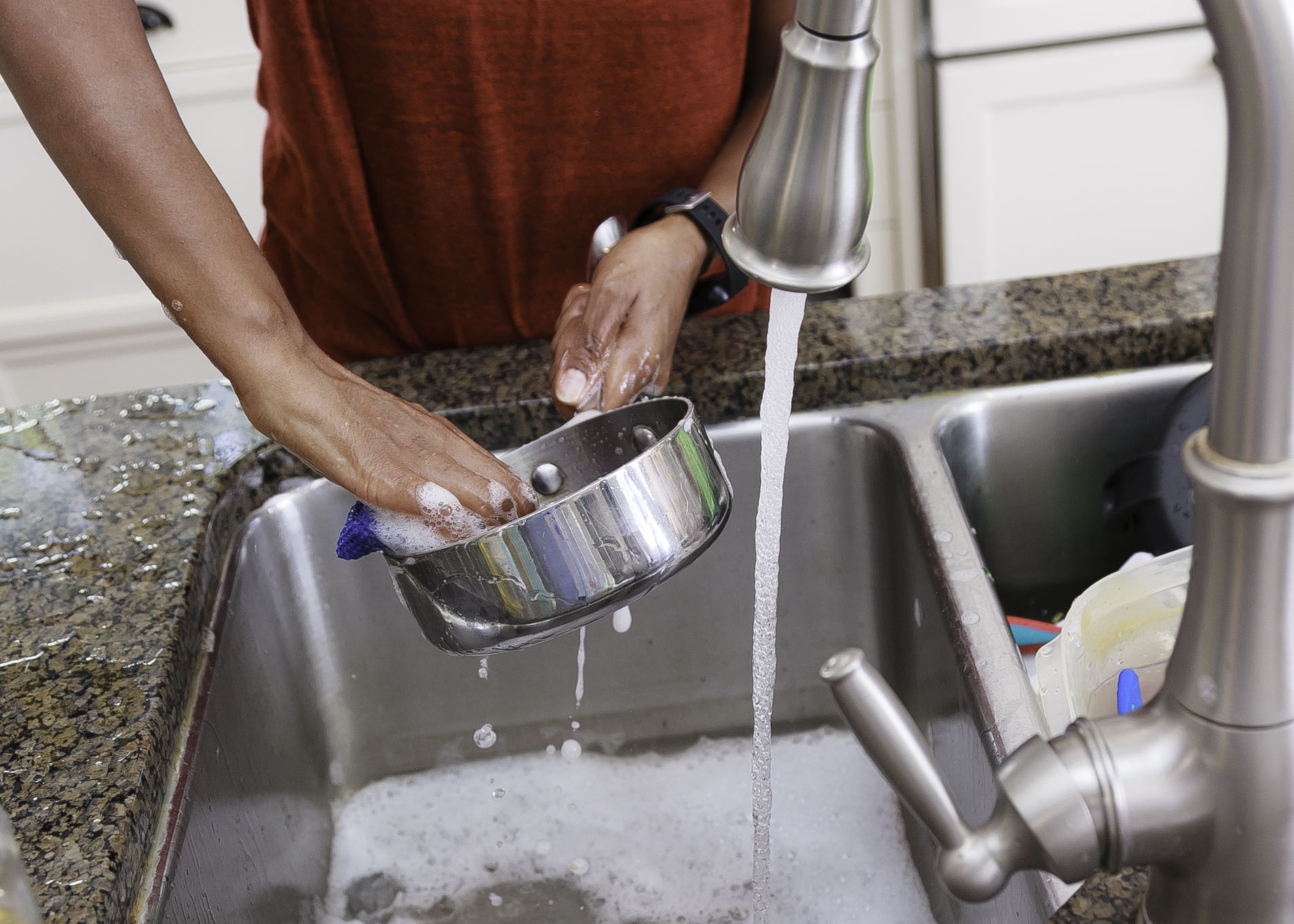 Charlotte Water Distance Learning Home Water Audit