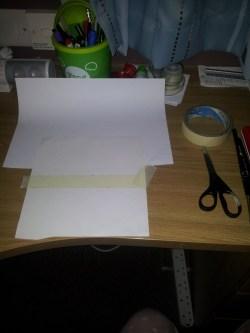 Salt + watercolour test
