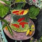 Henri Matisse, Goldfish, 1912