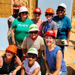 Habitat Women Build