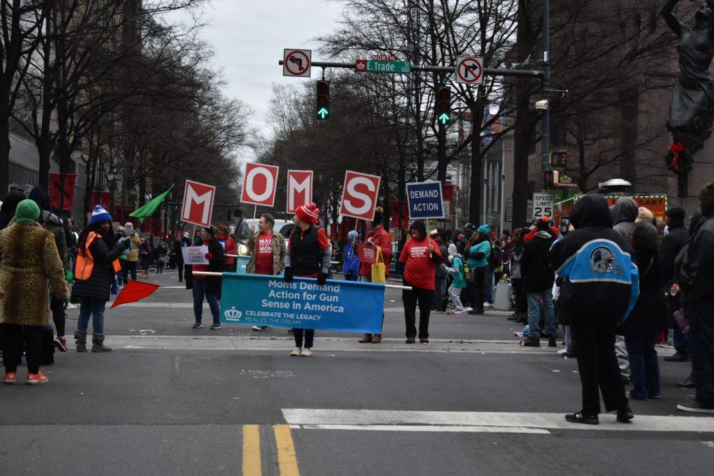 Martin Luther King Jr. Parade - Tryon Street 2020