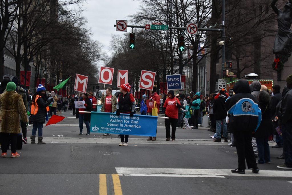 Martin Luther King Jr. Parade - Tryon Street 2020