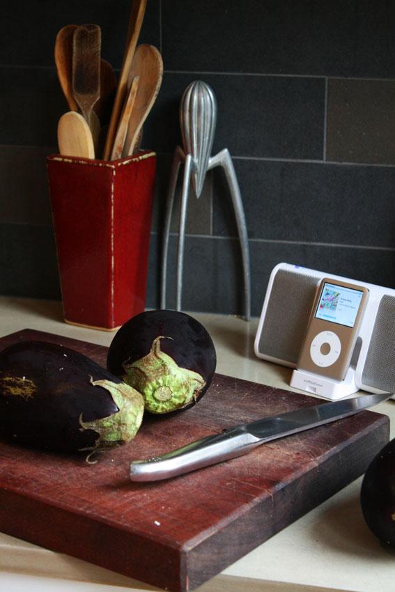 kitchen music