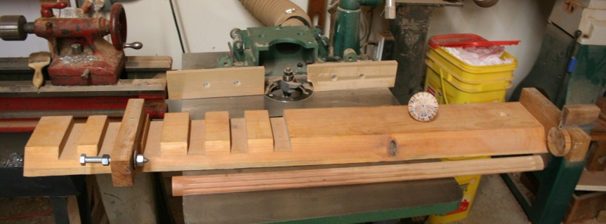 Flute Routing Jig