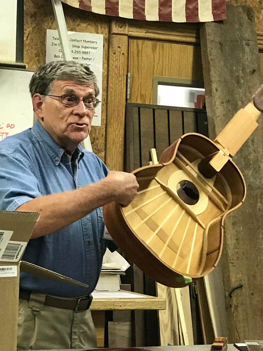 Guitar – George Thomas