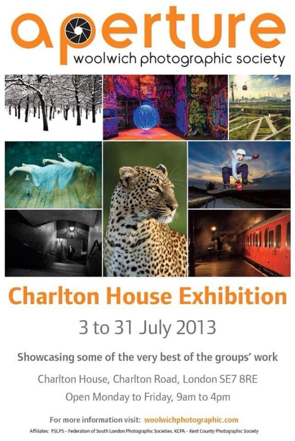 Aperture's Charlton House Exhibition