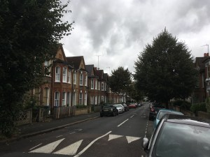 Elliscombe Road