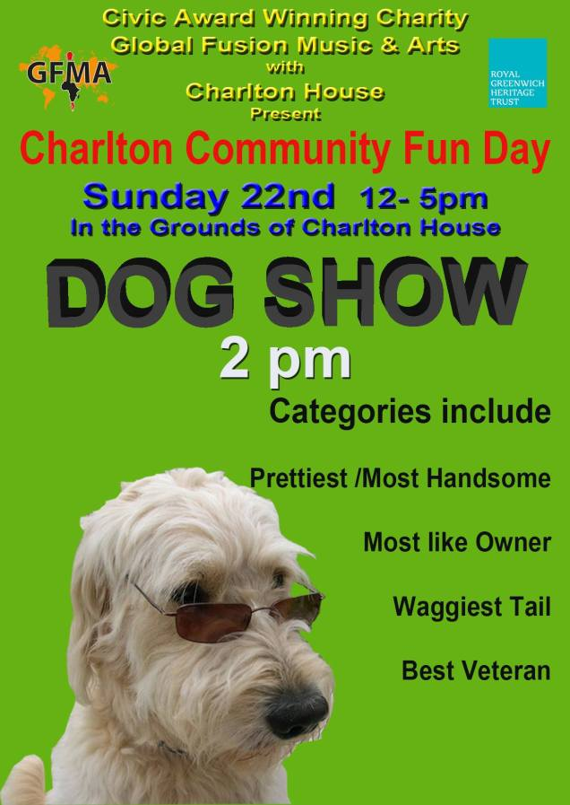 Charlton Park Dog Show July 2018