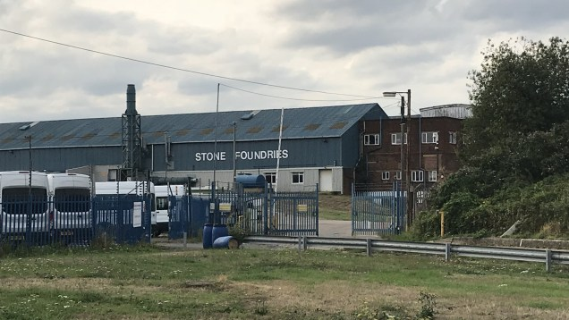 Stone Foundries, Charlton