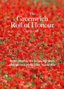 greenwich roll of honour