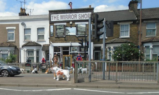 The Mirror Shop