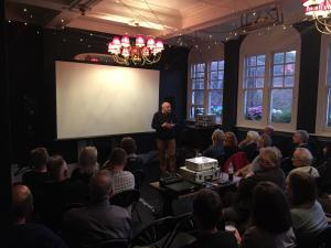 Charlton and Woolwich Free Film Festival screening of They Shall Not Grow Old at the White Swan