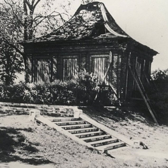 Charlton summer house
