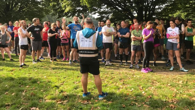 Hilly Fields parkrun