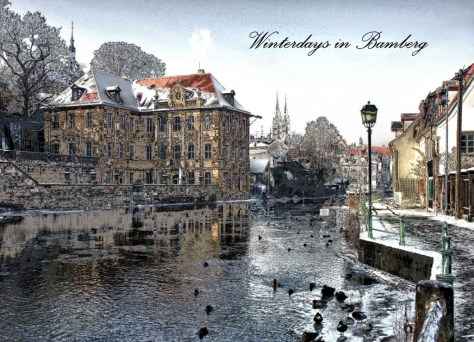 Winterdays in Bamberg