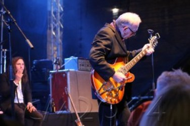 Tucher Blues- und Jazzfestival, Dick Taylor, The Pretty Things, Autor: Charlotte Moser
