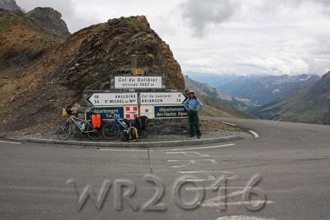 Col du Galibier, Autor: Wolfgang Randelzhofer