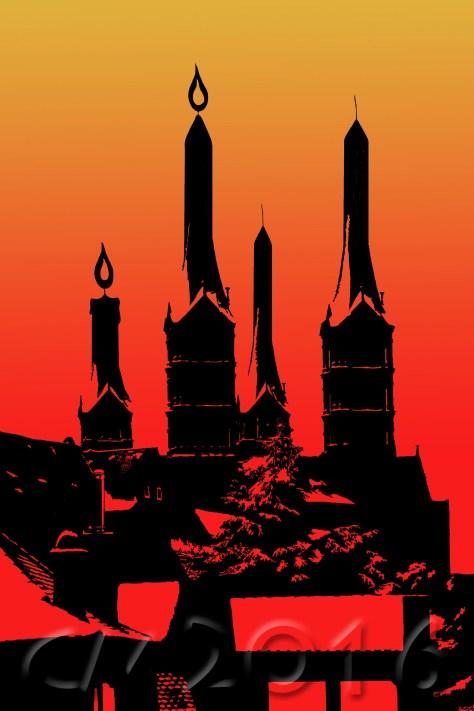 2.Advent Bamberg Dom, autor: charlotte moser