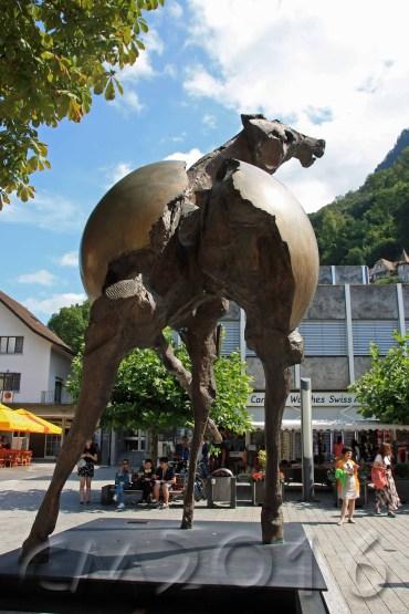 Vaduz, Liechtenstein, autor: charlotte moser