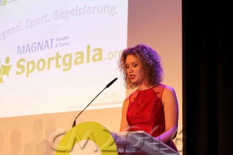 Sportgala_2016, anna niedermaier, autor: charlotte moser