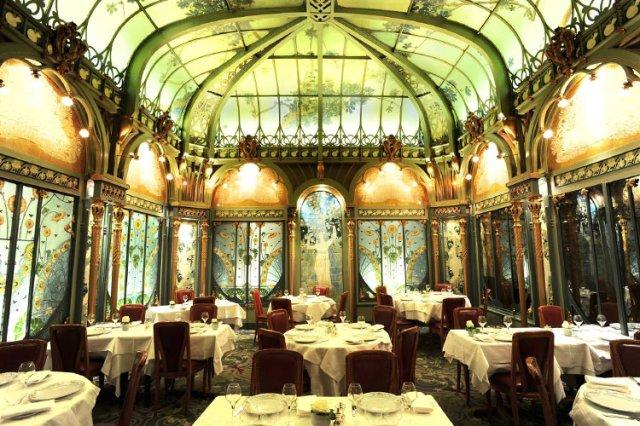 ラフェルメットマルブフレストラン(パリ)