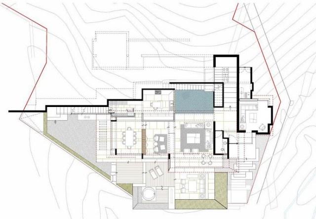 グリーンヘブンにあるCHKアルキテクチュラモダンマンションのMZハウスhomesthetics dream house(23)