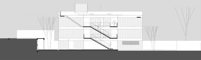 ケロシンハウス-GrupoPSによるモダンコンクリートの家(10)