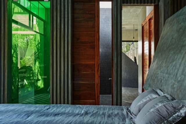 メキシコのトゥルムの活気ある家T-House homesthetics architecture(16)