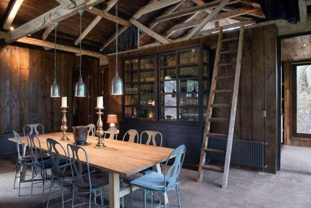 Old BarnがチリのLago Rancoで新しい素朴な避難所を定義(4)