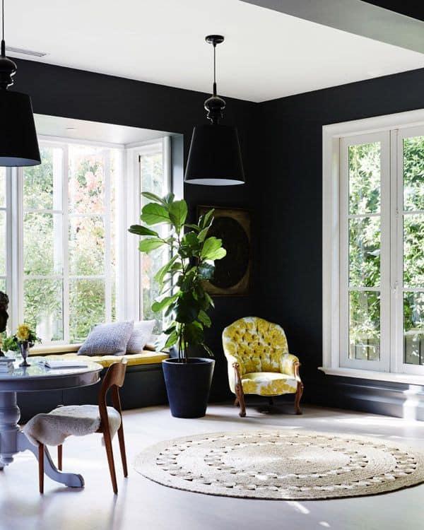 黒塗りの壁-29-1 Kindesign