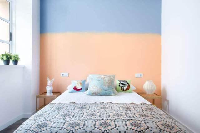 寝室のデザインのアイデア