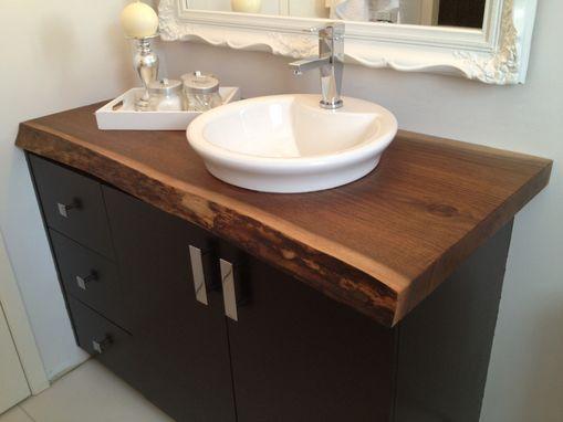 14.通常の家具の木製カウンター