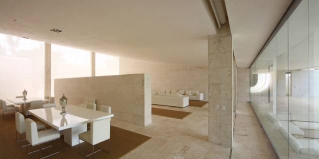 ドミニカ共和国のA-ceroによる大規模なコンクリートの家(12)