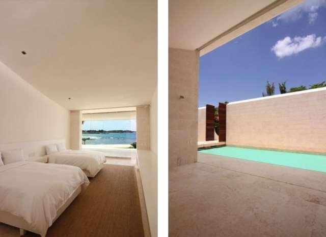 ドミニカ共和国のA-ceroによる大規模なコンクリートの家(19)