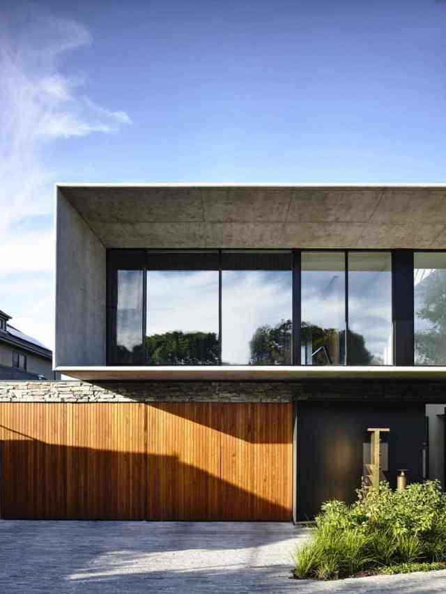 マット・ギブソン・アーキテクチャーがメルボルンのコンクリート・ホームを設計(2)