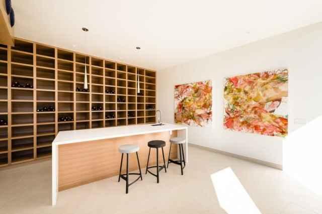 ジョンマニスカルコの美学の装飾によるオークビルの素晴らしい現代的な家(10)