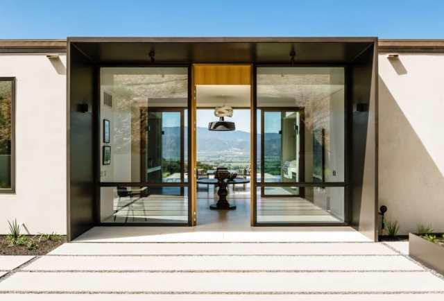 ジョンマニスカルコの美学の装飾によるオークビルの素晴らしい現代的な家(6)