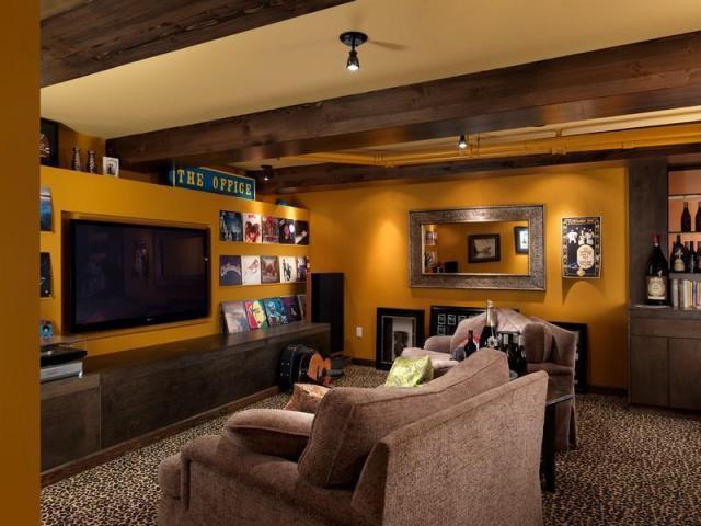 シネマエリア穏やかな環境の贅沢なウォーターフロントマンション