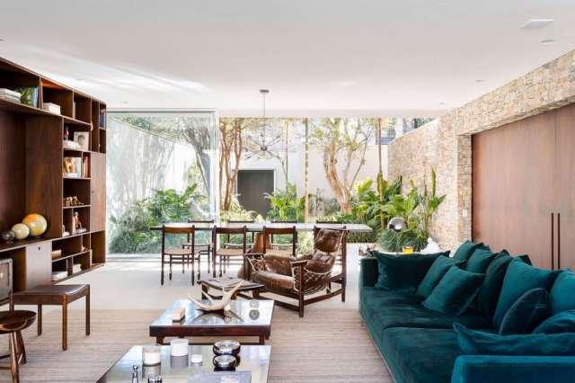 カサララの活気に満ちた現代的な家は、サンポールの美学で形をとる(19)