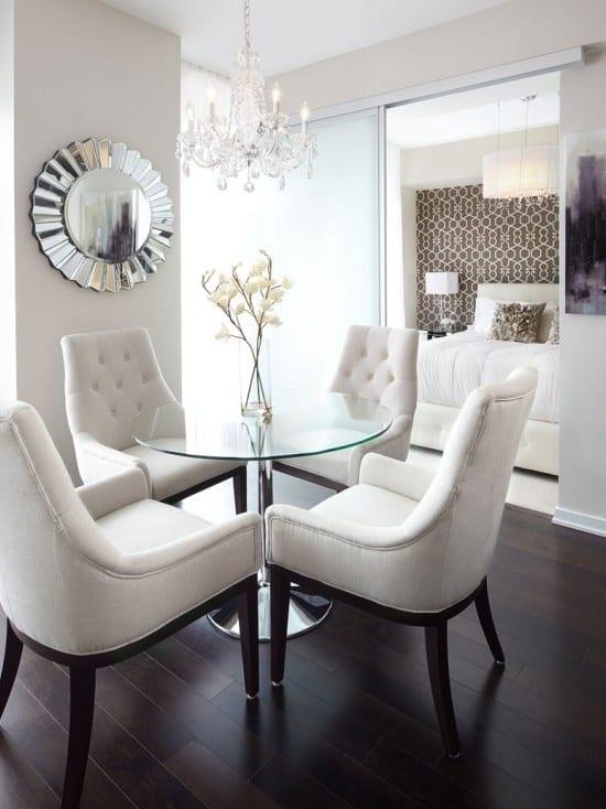 20ダイニングルームテーブル家具のアイデア(4)