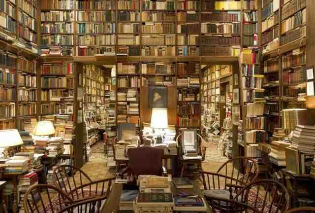 最高の図書館の場所とアイデア