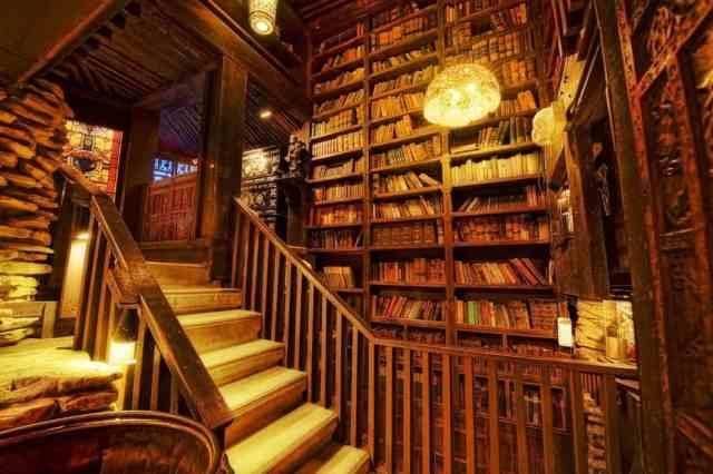 あなたが本の恋人なら、ここはベスト30の場所です(8)